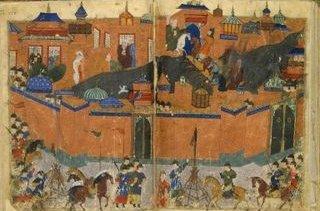 المماليك أيام عز الدين أيبك ونجله