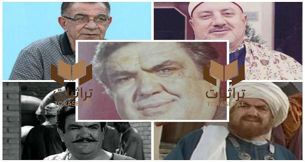 الفنان أحمد أباظة