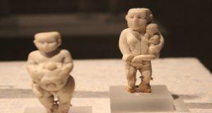 تماثيل الحضارات السابقة لحكم الأسرات