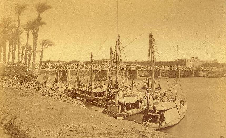 منطقة كوبري قصر النيل