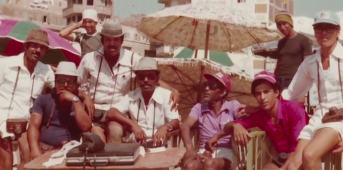 مصوري الشواطئ في الإسكندرية