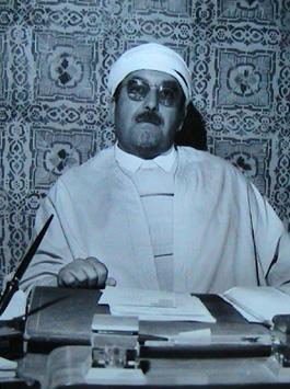 الشيخ محمد الفاضل بن عاشور