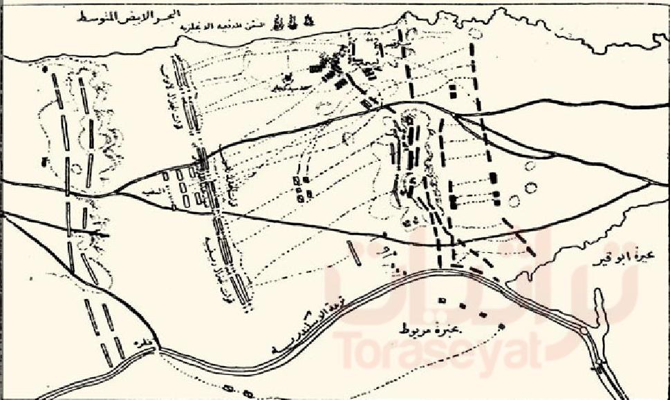 خريطة معركة كانوب