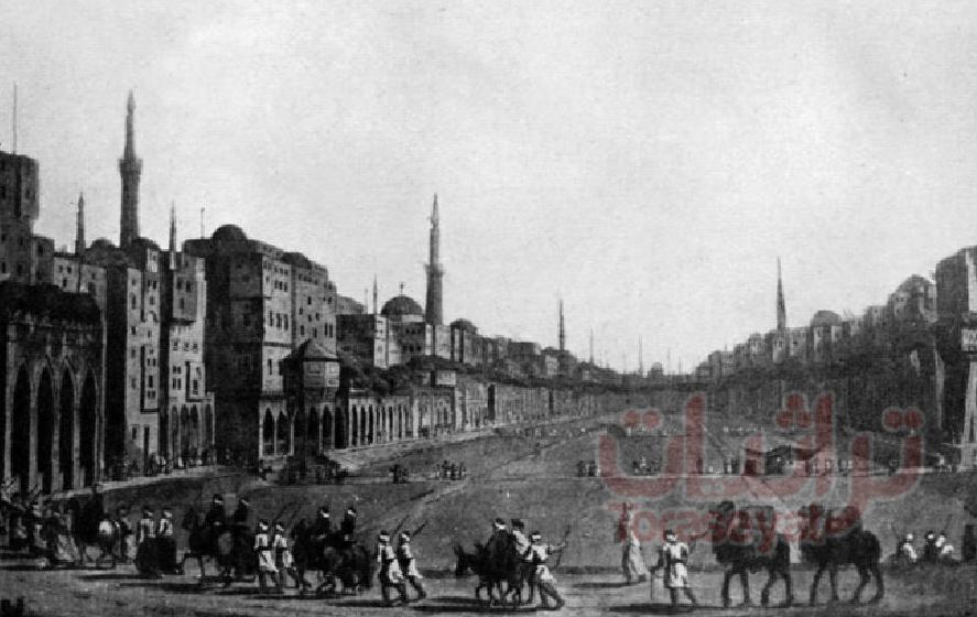 ميدان عام في القاهرة