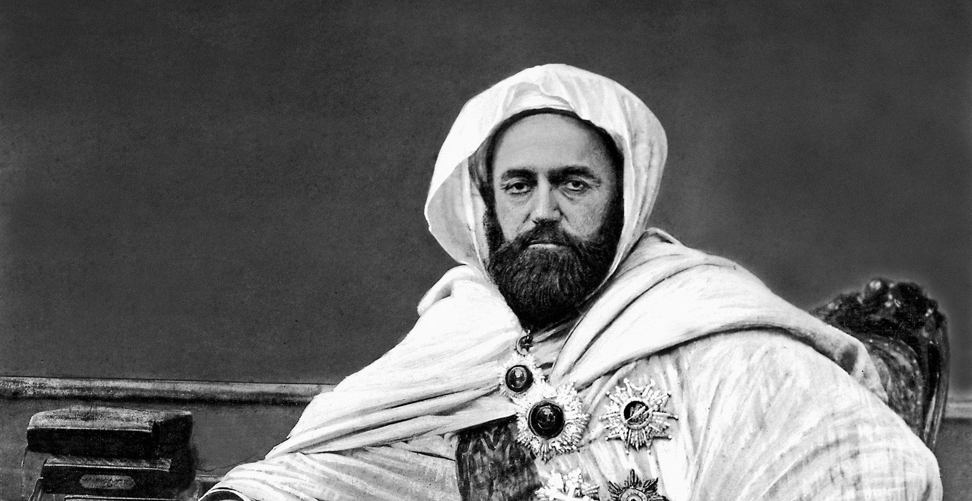 الأمير عبد القادر الجزائري