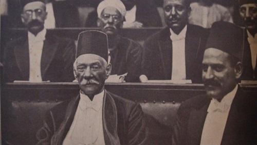 النحاس باشا - سعد زغلول