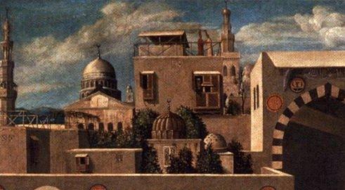فتح دمشق في العصر الإسلامي