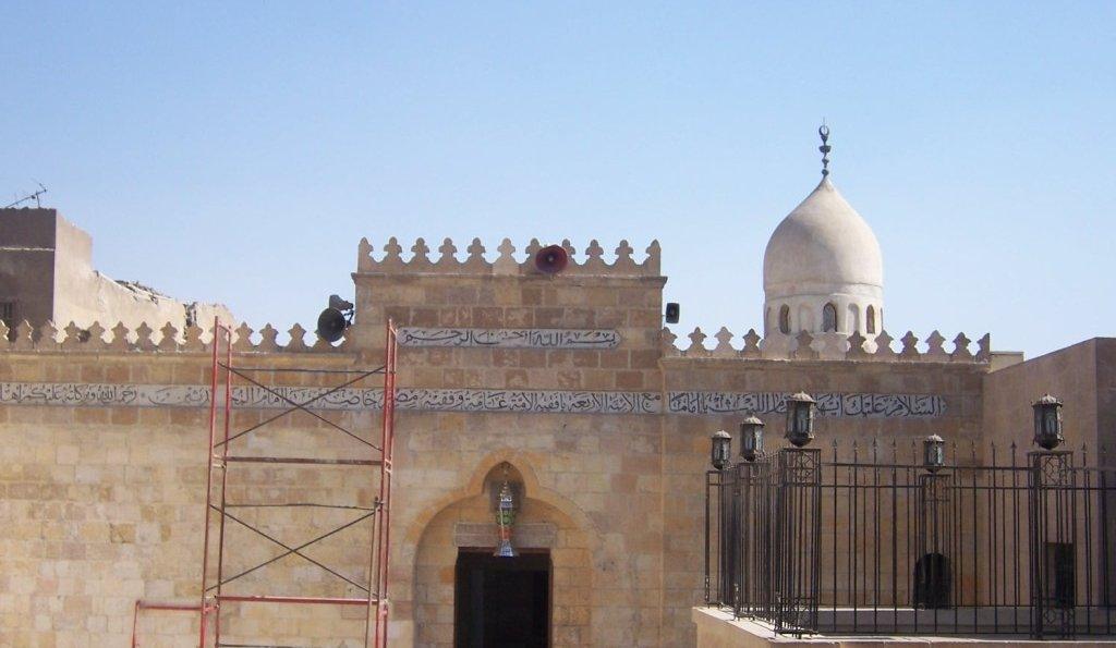 ضريح الليث بن سعد