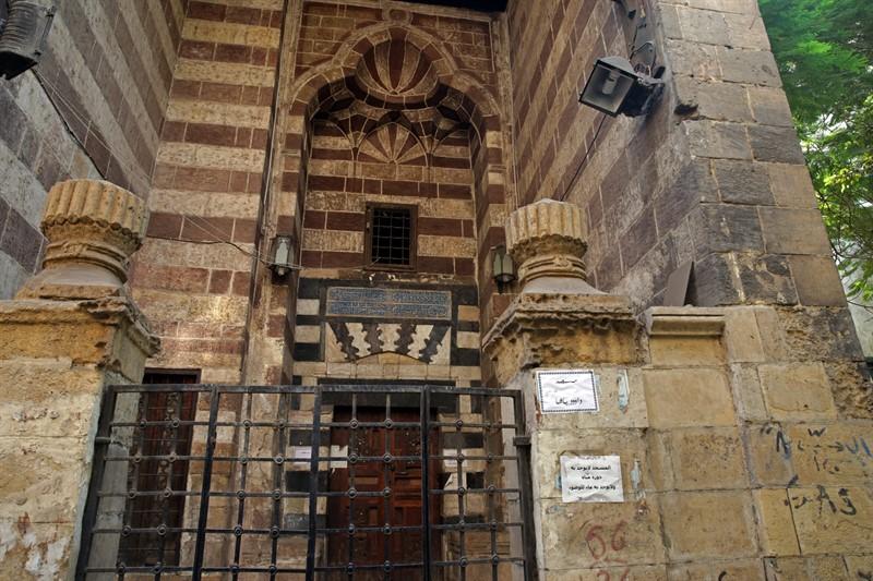مسجد داود باشا