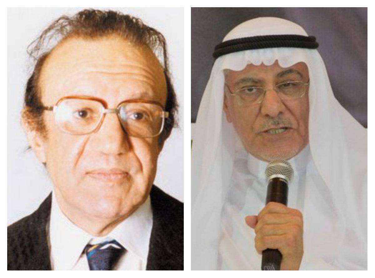 عادل الشيخ و سعد عبدالوهاب