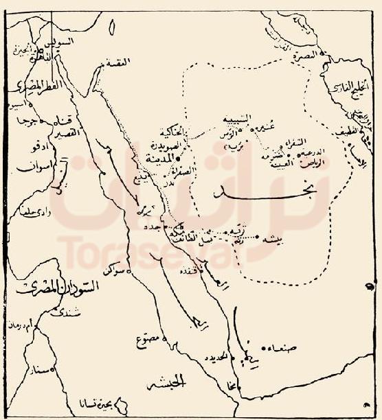 انتصارات الجيش المصري على الوهابيين