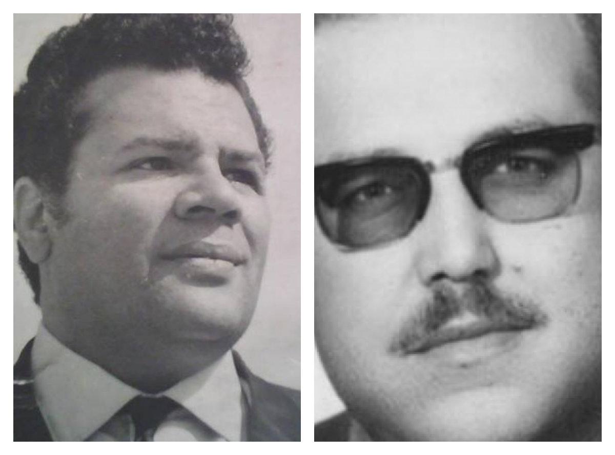 سعد المزين و علي إسماعيل