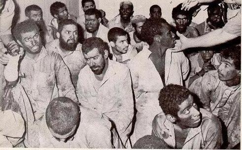 القبض على المشاركين في اقتحام الحرم