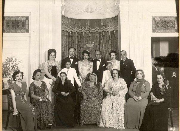 الأسرة الهاشمية في العراق - قصر الرحاب