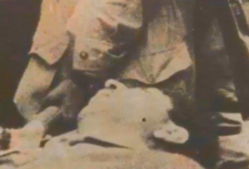 جثة الملك فيصل الثاني