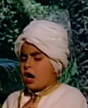 شخصية علي في فيلم واه إسلاماه
