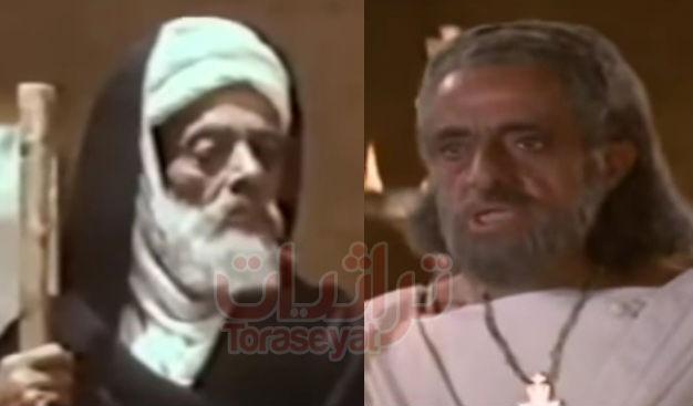 عبد العظيم عبد الحق في فيلمي الرسالة و المومياء