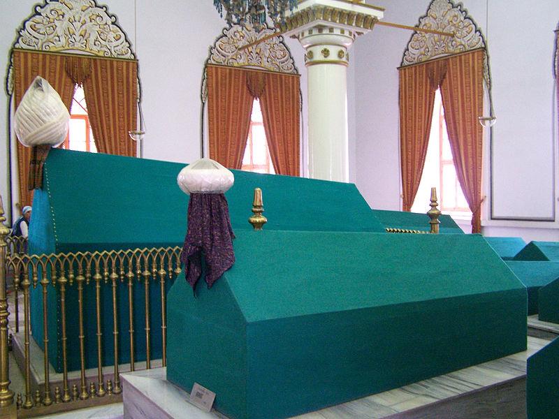 قبر أورخان غازي