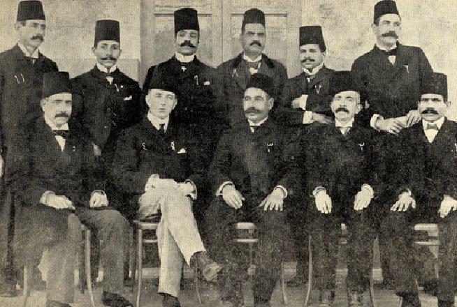 مشرفي كتابة أول مصحف مطبوع في مصر