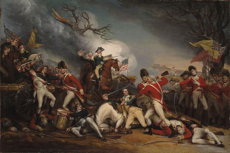 معركة برنستون