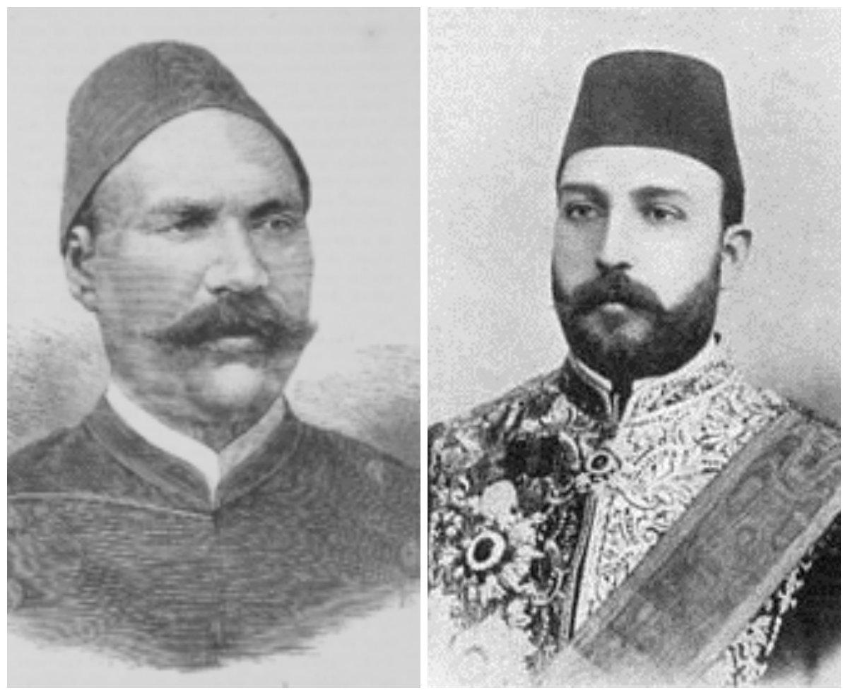 الخديوي توفيق - أحمد عرابي
