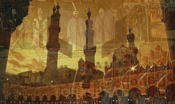 الأزهر و العثمانيين
