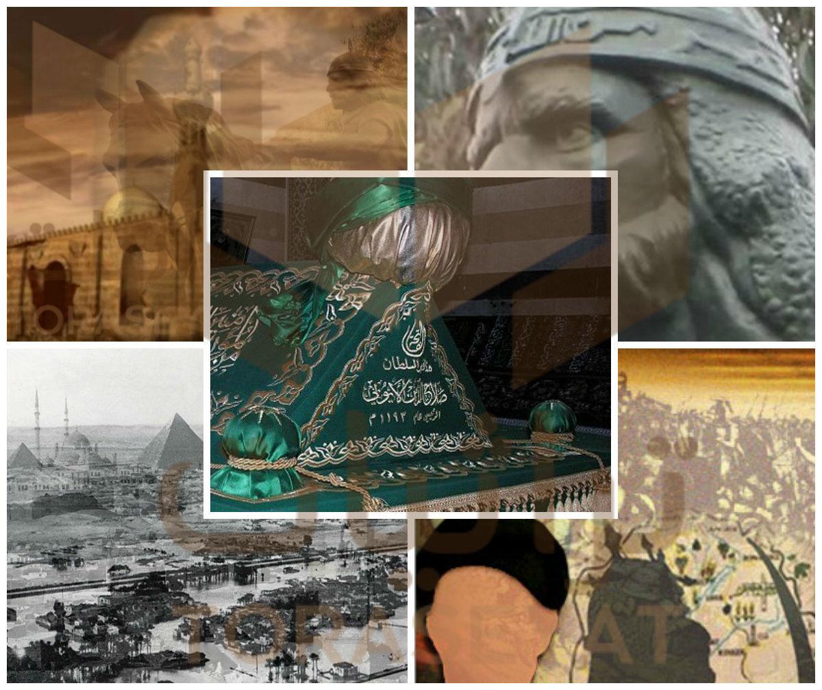 الشبهات السبعة حول صلاح الدين والرد عليها