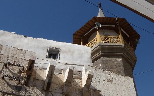باب الصغير في دمشق القديمة، النقطة التي دخل منها العباسيون إلى المدينة.