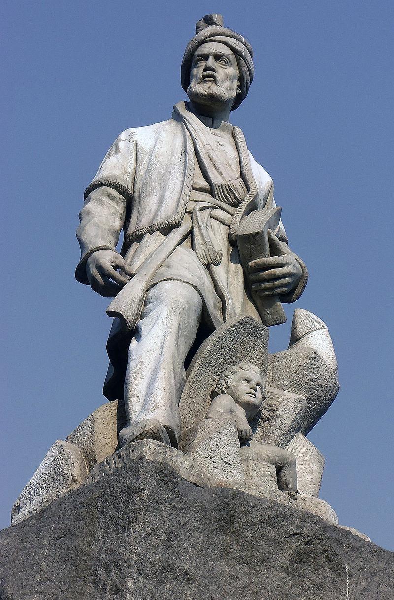 تمثال الفردوسی في طهران
