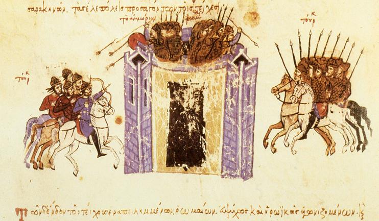 حصار عمورية