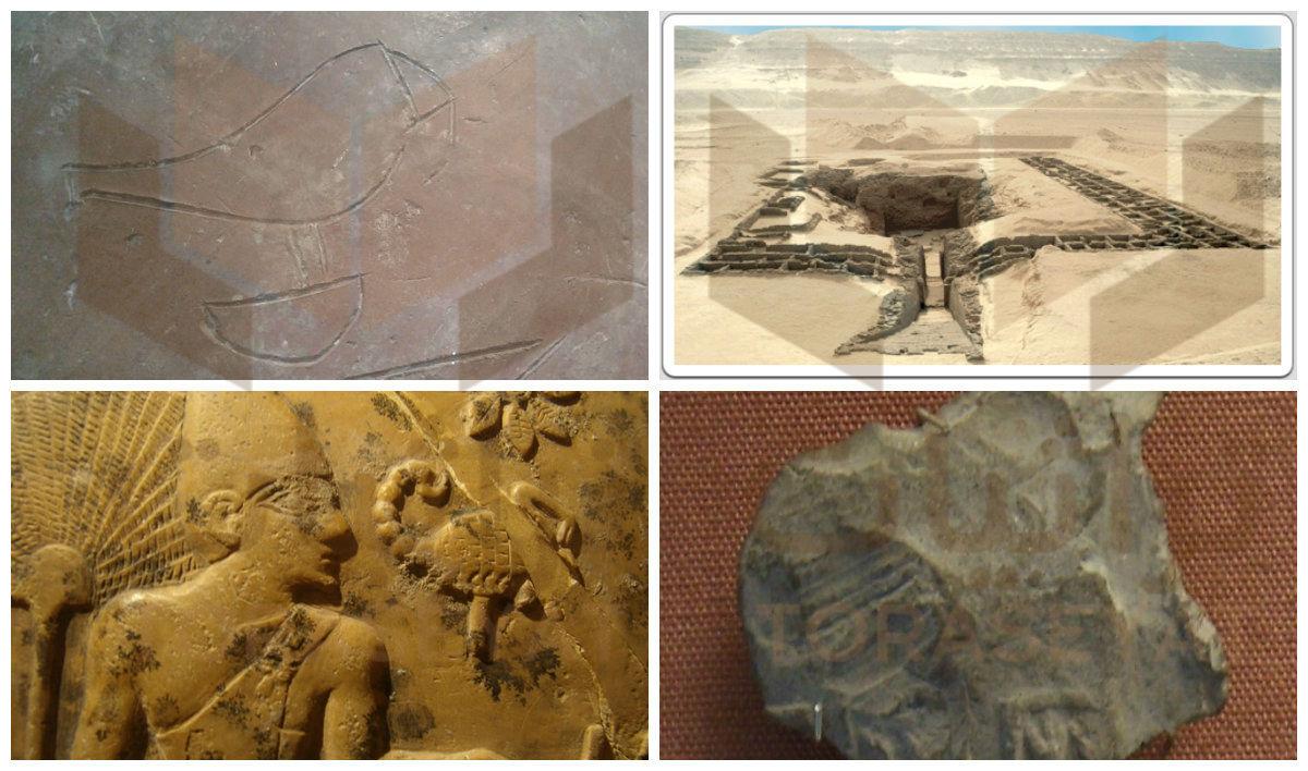 حكام مصر الجنوبية قبل توحيد القطرين