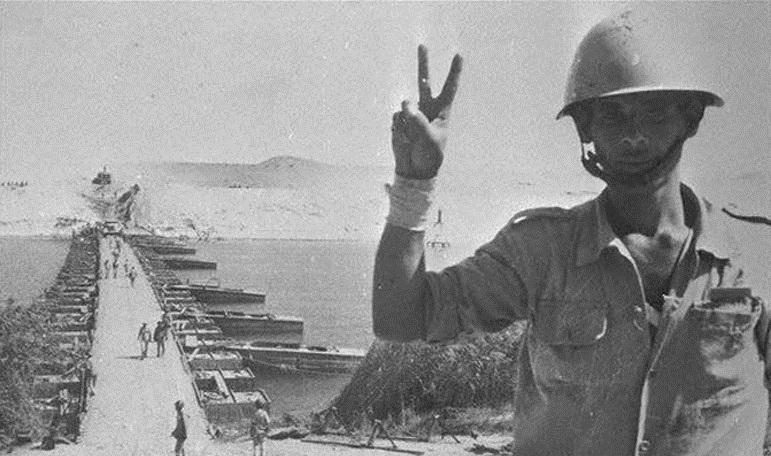 حكاية صاحب أشهر صورة في حرب أكتوبر