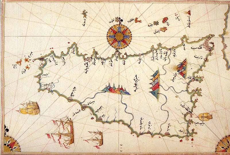 خريطة صقلية