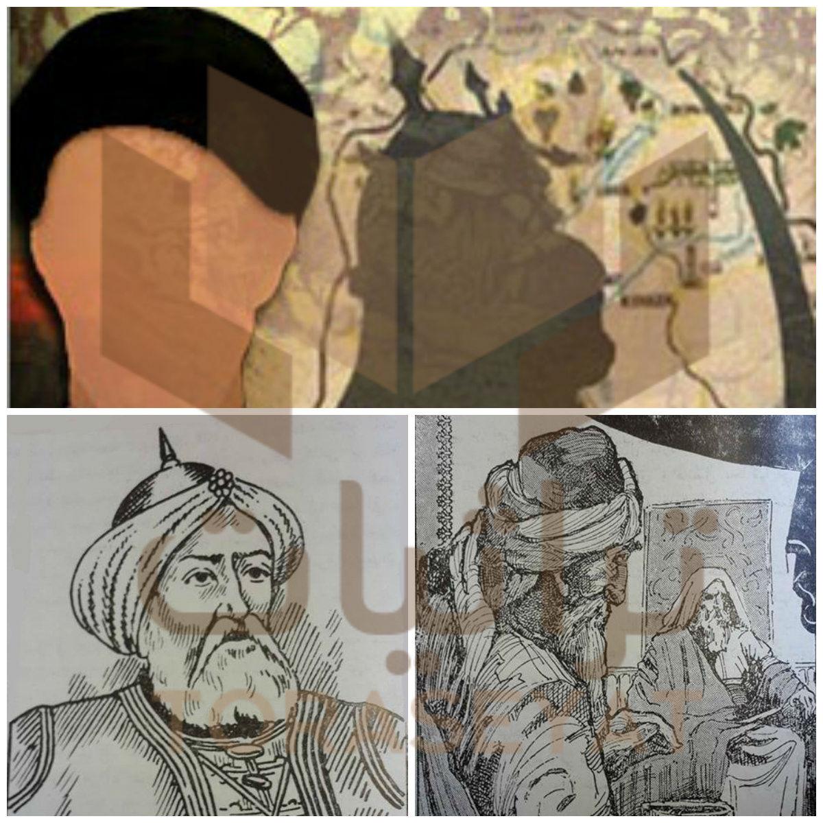 راشد بن سنان زعيم الحشيشة و صلاح الدين
