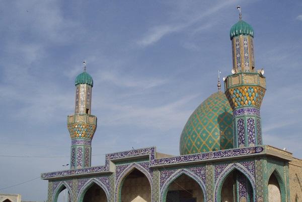 مسجد سعيد بن جبير