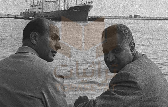 عبدالناصر و محمود يونس