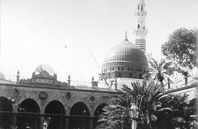 مسجد النبي صلى الله عليه وسلم