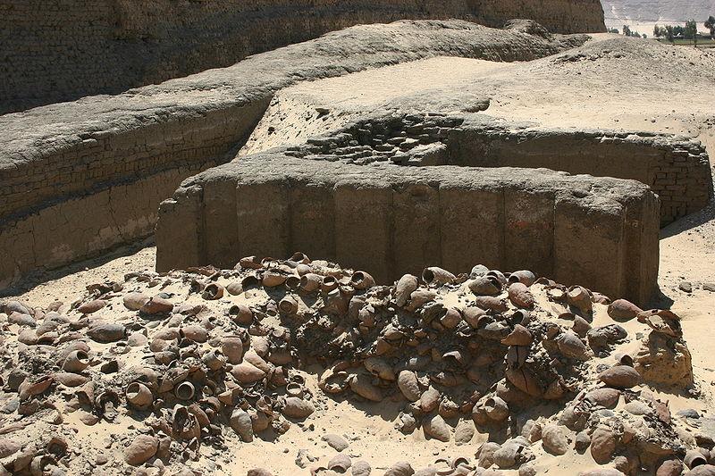 مقبرة بر إيب سن في أبيدوس