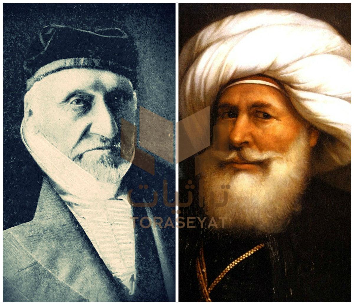 محمد علي و موسى مونتيفيوري