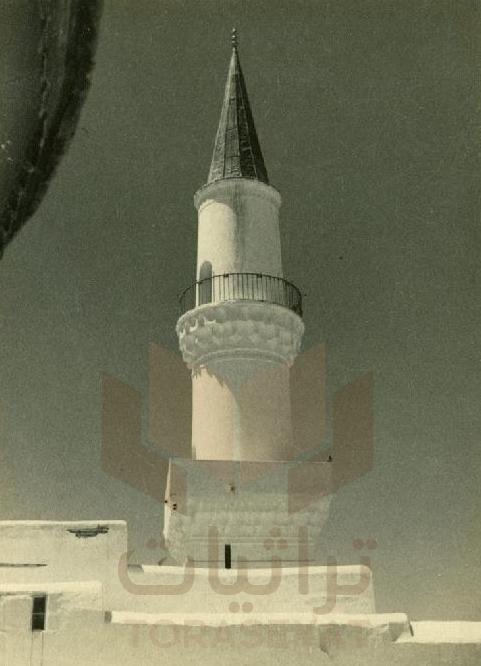 منارة باب الرحمة في المسجد النبوي