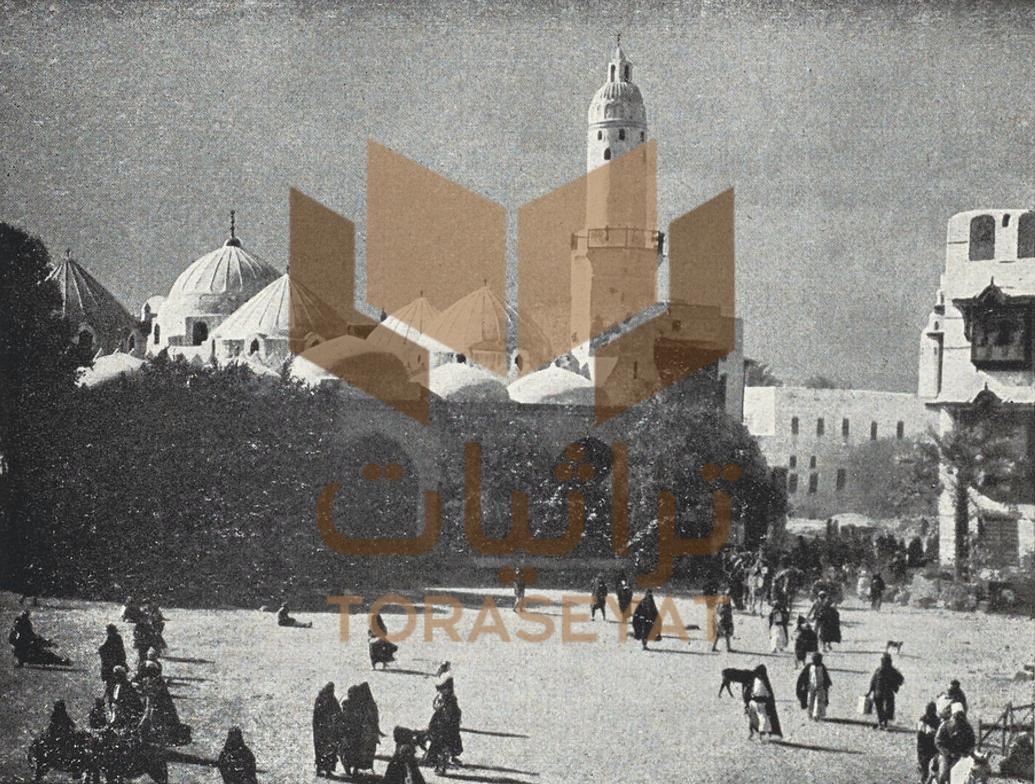 مسجد الغمامة في المدينة