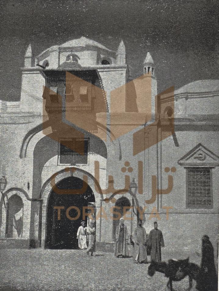 تكية محمد علي باشا في المدينة المنورة
