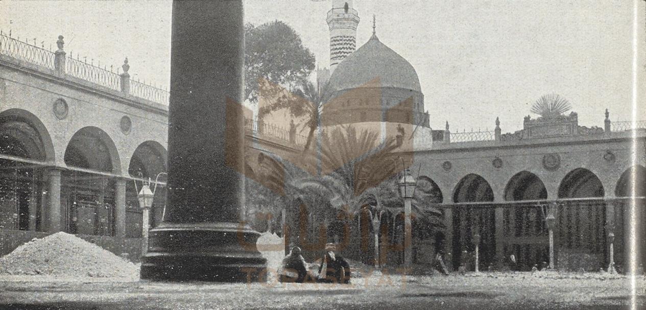 قبة المسجد النبوي