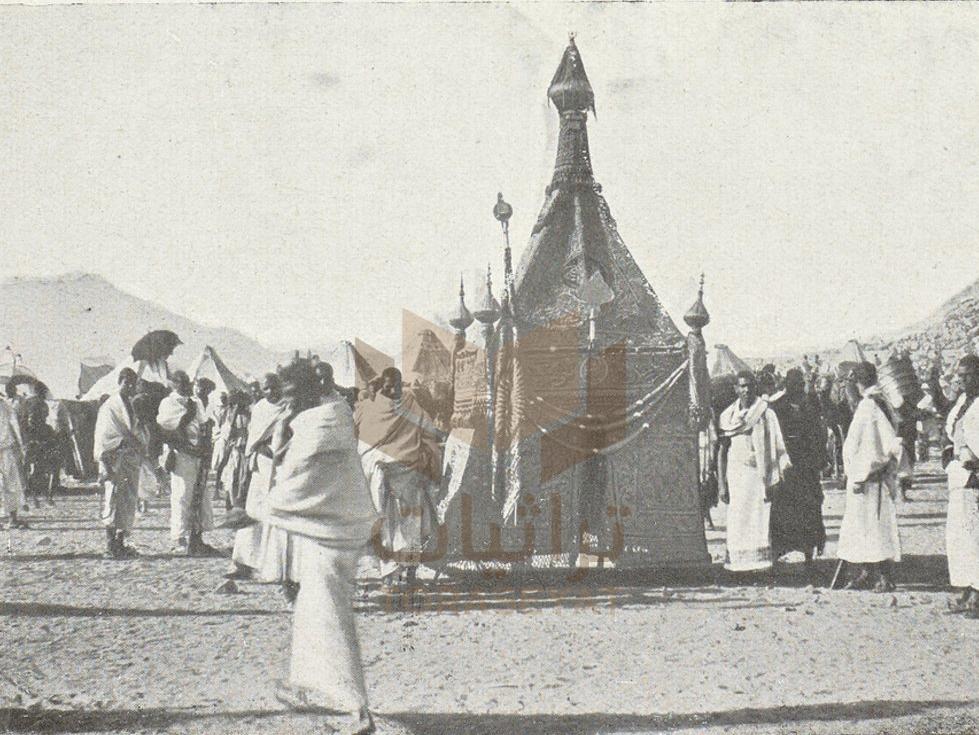 المحمل المصري في عرفات