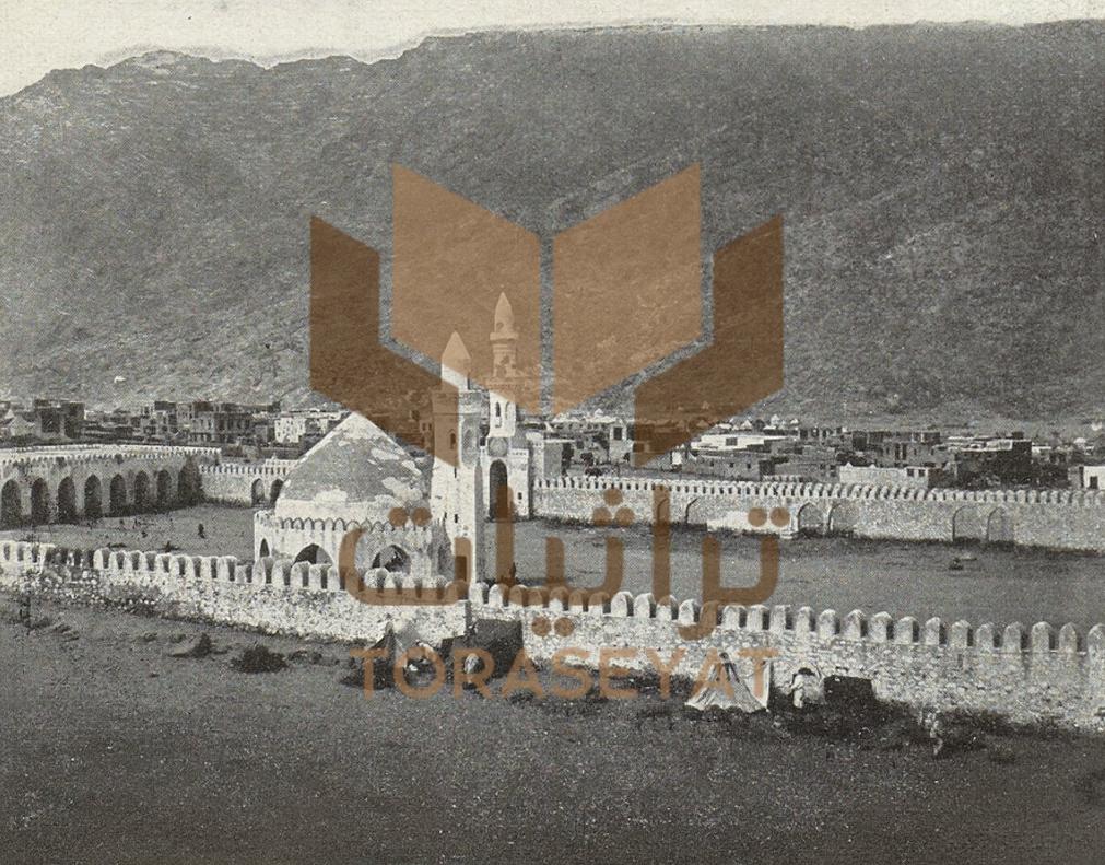 مسجد الخيف في مِنَى