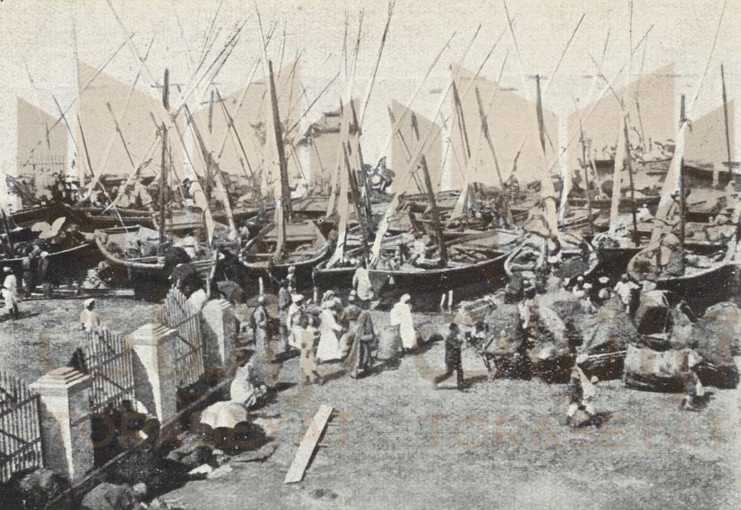استعداد ميناء جدة لاستقبال المحمل المصري