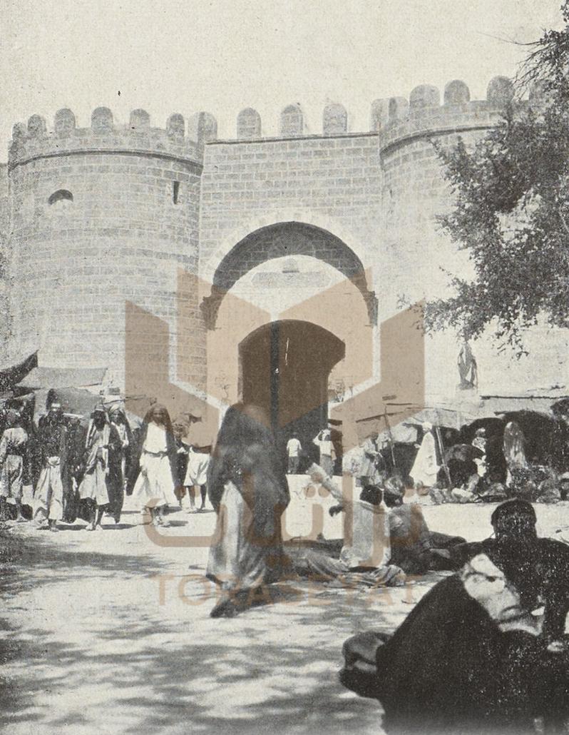 الباب المصري للمدينة المنورة