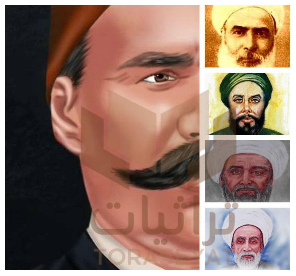 أحمد عرابي و رجال الأزهر