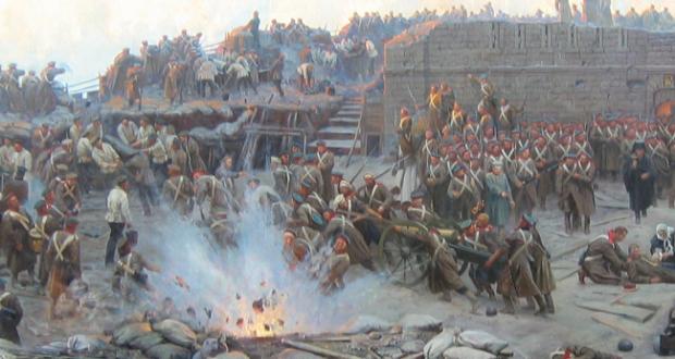 من معارك حرب القرم