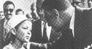 عبدالناصر و الطفل صالح عطية جاسوس مصر على إسرائيل